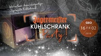 Jägermeister Kühlschrank Party@GEO