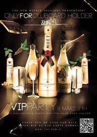 VIP Party // Nur Für Club Card Holders // The Dom