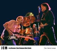 JCM feat. Jon Hiseman, Clem Clempson & Mark Clarke@Treibhaus