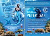 Fest der Fische & Friends mit PETER SAX