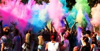 COLOR FUN RUN & COLOR FESTIVAL 2018