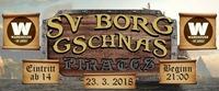 SV BORG Gschnas - Pirates 2018