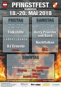 Pfingstfest Randegg@FF-Randegg