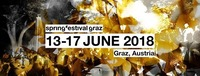 Springfestival Graz 2018
