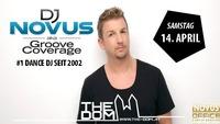 DJ Novus aka Groove Coverage // 14.4. // The Dom