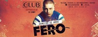 FERO live on Stage @TheClub@Club Liberty