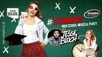 Sturmfrei mit Jesse Bloch - High School Musical Party