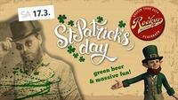 St. Patrick`s Day 2018!@Rockys Music Bar