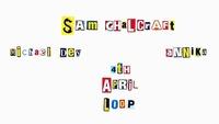 Sam Chalcraft [UK], Michael Dey [UK], aNNika [AT] - Loop
