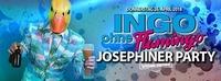 Josephiner Party // Ingo ohne Flamingo