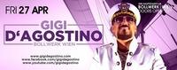 Bollwerk Wien presents: GIGI D'Agostino !