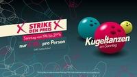 X Strike den Preis X am Sonntag