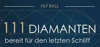 HLF BALL - 111 Diamanten bereit für den letzten Schliff
