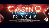 Blackjack & Poker Turnier@A-Danceclub