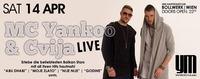 MC Yankoo & Cvija live 14.04.2018 Bollwerk Wien