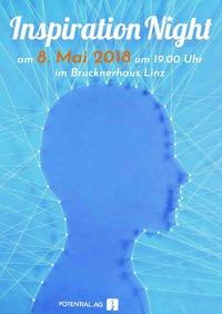 Inspiration Night Linz@Brucknerhaus