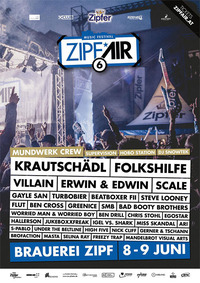 ZipfAir Music Festival 2018@Brauerei Zipf
