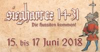 Siegharcz 1431 - Die Hussiten kommen@Schloßpark Groß-Siegharts