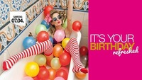 It's your Birthday - refreshed
