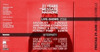 21 Years The Message Magazine // Grelle Forelle