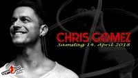 Chris Gomez live im Sugarfree-Ried