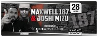 Maxwell 187 & Joshi Mizu - Members of 187 Strassenbande