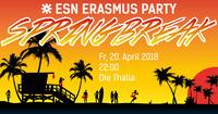 ESN Graz Midterm Party: Spring Break