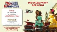 NOCHE HAVANA - 20.04.2018- die Salsa Party der Stadt - SALSA CLUB SALZBURG