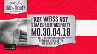 ROT WEISS ROT - Staatsfeiertagsparty