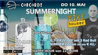 Summer NIGHT *feiertag*@Discothek Concorde