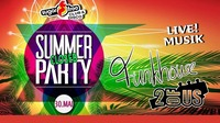 Summer Closing Party mit live Musik!