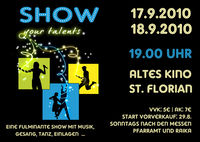 Show your talents - Jugendkonzert