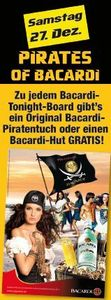 Pirates of Bacardi@DanceTonight