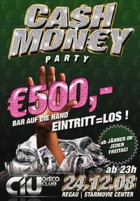 Cash Money Party