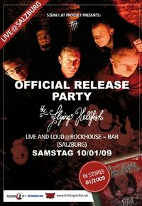 Szene1 proudly presents: The Flying Hellfish - Live & Loud