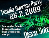 Tequila Sunrise Party
