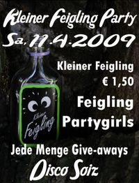 Kleiner Feigling Party