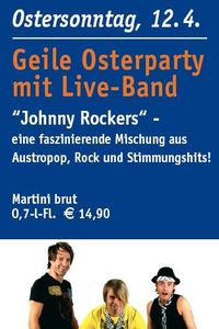 Geile Osterparty mit Live Band