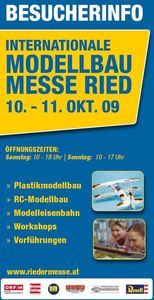 Internationale Modellbaumesse Ried
