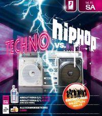 Techno vs. HipHop