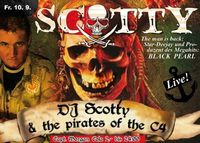 Dj Scotty & The Pirates Of The C4
