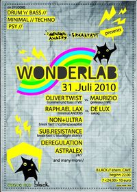 Minimal Anders & Breakfast presents WONDERLAB